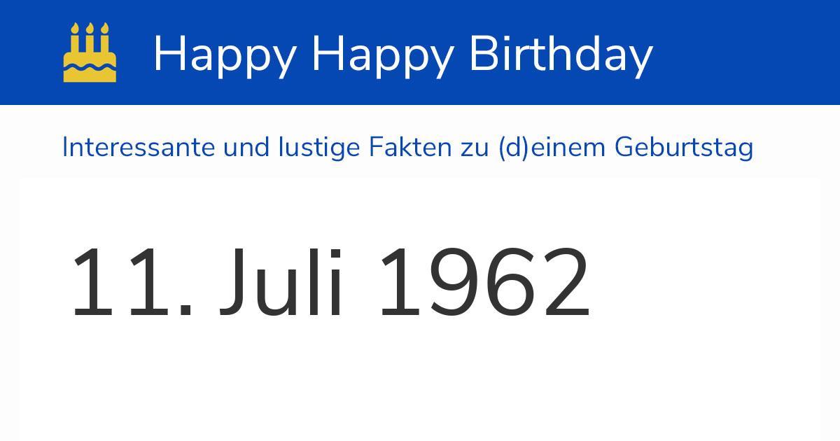geboren 1962 wann in rente